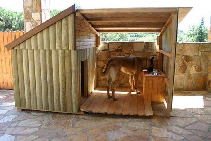 10 incredible diy dog houses with plans | cuteness