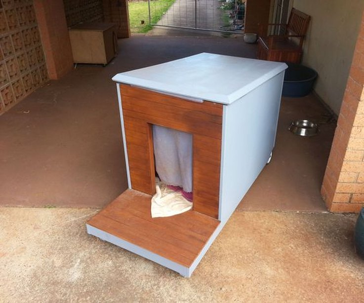 10 Incredible DIY Dog Houses With Plans   Cuteness